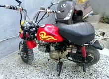 دراجة نارية dax lifan 80cc