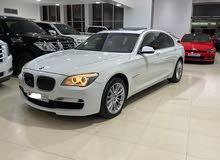BMW 740LI 2012 (White)