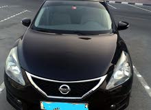 Nissan Tiida 2015 full option for sale