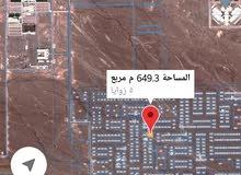 للبيع ارض سكنيه العقده جنوب (الفيضه) بالقرب من جامعة البريمي