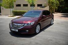 Honda Accord 2.4L EX-GCC-