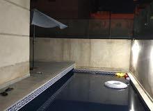 فلة غرفتين مع مسبح