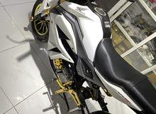 محل العنكبووت يوفر هوندا جروم 125 سي سي الصنع تايلند (ملاحضه دراجه بدون اوراق)