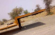 lowbed 2 axsel