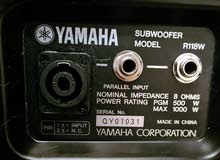 Yammaha subwoofer 1000 w new