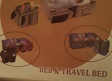 1x2سرير طفل +حقيبة