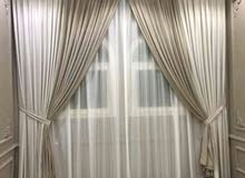 sofa repair qatar and cloth change curtins making and fixing call.70089601