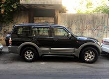 Mitsubishi Pajero 2001