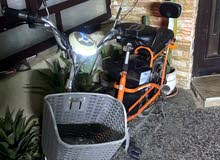 دراجة شحن نظيفة جداً