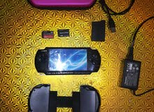 A PSP - Vita device up for sale for video game lovers