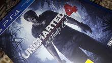 للبيع او للبدل uncharted 4