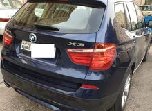 Used condition BMW X3 2011 with 0 km mileage