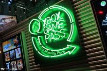 اشتراكات اكس بوكس Game pass
