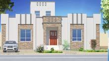 Barka neighborhood Al Batinah city - 262 sqm house for sale