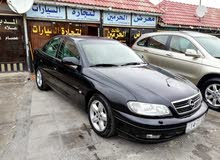 Black Opel Omega 2003 for sale