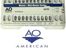 Mini master American ortho