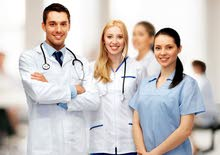 Need Male,female Doctor and nurse