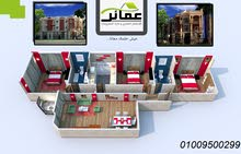apartment First Floor in Cairo for sale - Shorouk City
