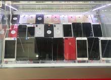 اجهزة ايفون مستعملة بحالة الوكالة 6-6s-6splus- 7-7plus-X-
