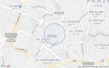 شقه للايجار طابق ارضي في حي نزال