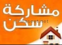 مطلوب شخص مصري غير مدخن لمشاركة سكن في حولي ش شرحبيل