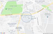 ارض للبيع في حي دمشق