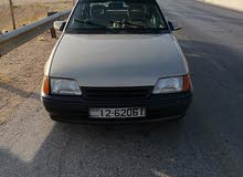Manual Gold Opel 1990 for sale