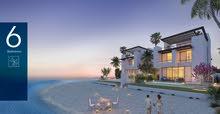 فلل VIP ع البحر مباشرة Villas VIP direct sea view