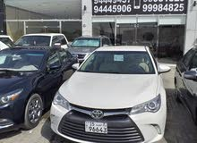 Automatic Toyota 2017 for rent - Mubarak Al-Kabeer