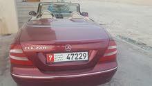 Mercedes Benz SLK 2005 - Used