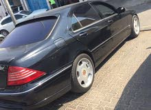 Mercedes Benz S 500 made in 2002 for sale