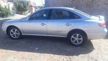 Automatic White Hyundai 2008 for sale
