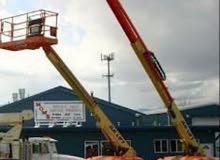 Forklift electric diesel man drew sizlift cranes for rent