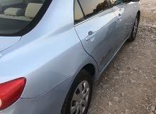 For sale 2013 Blue Corolla