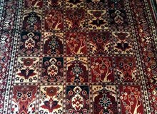 organic wool, hand made and natural color persian/Afghanistan carpet.