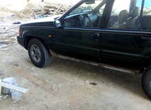 Green Jeep Grand Cherokee 1998 for sale