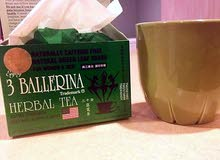 3 Ballerina Tea منحف