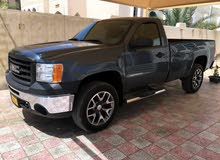 GMC Sierra car for sale 2011 in Al Kamil and Al Waafi city