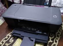 طابعة HP Deskjet اسود وملون بسعر مغري