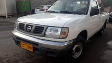 Used condition Nissan Pickup 2002 with +200,000 km mileage