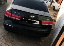 Automatic Black Hyundai 2009 for sale
