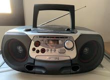 Philips Stereo And CD Player For Sale