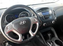 Hyundai Tucson 2012 - Benghazi