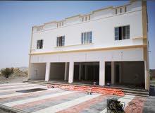 بنايه جديده في نزوى بركة الموز  جنب جامعة نزوى حي البركه