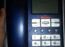 تليفون ارضي مستعمل استعمال خفيف