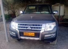 Gasoline Fuel/Power   Mitsubishi Pajero 2015