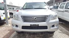 LEXUS LX570 2009 in good condition for sale
