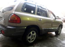 Hyundai Santa Fe car for sale 2003 in Tripoli city