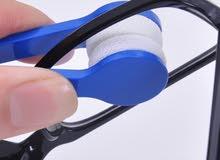 للبيع بلاستيك متعدد الاستعمالات لتنظيف النظارات