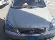 سياره كياء لوتشي 2008 رصاصي مضمون بودي ومحركات للحاجه